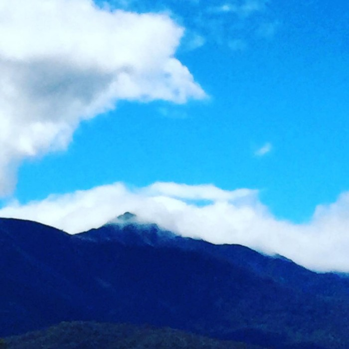 Looking good today Mt Bogong Well be up there soon!
