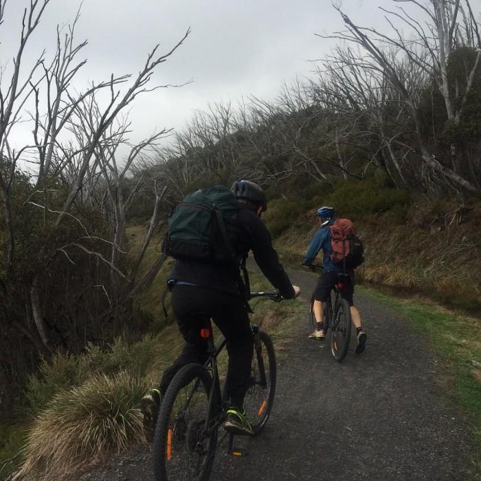 Love the Falls mountain biking