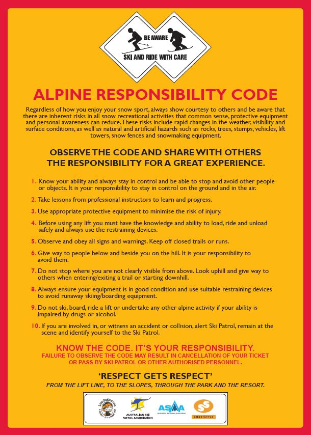 AlpineResponsibilityCode