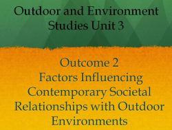 FactorsInfluencingContemporarySocietalRelationships