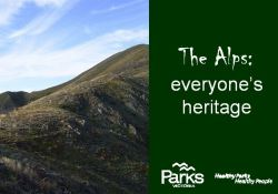 The Alps - everyone's heritage