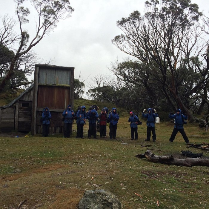 Thanks wallaces hut Onwards and off into the snow! rutherglenfuturemakersgroup2withjpandhanzo